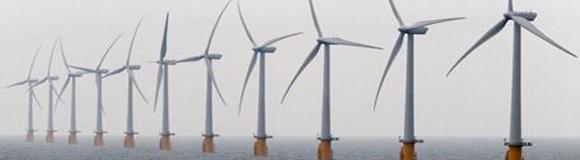 kent wind farm Worlds largest wind farm opens off Kent